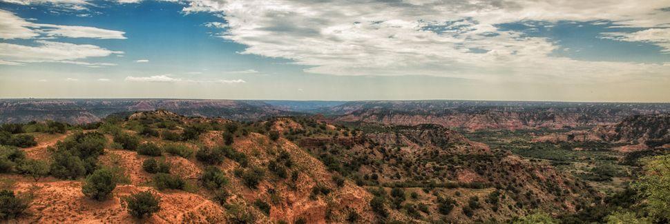 Palo Duro Canyon, Canyon, TX, USA