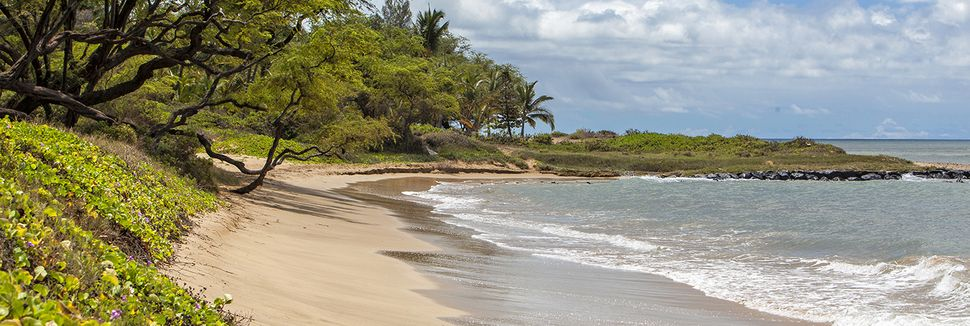 Waiohuli Beach Hale (Kihei, Hawaii, USA)