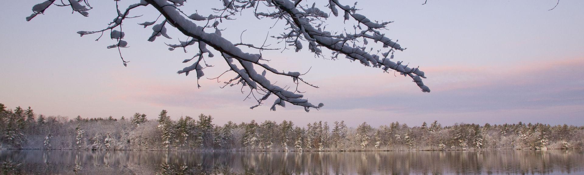Lake Arrowhead, Maine, Estados Unidos