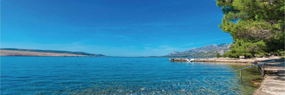 Rovanjska, Jasenice, Zadarin piirikunta, Kroatia