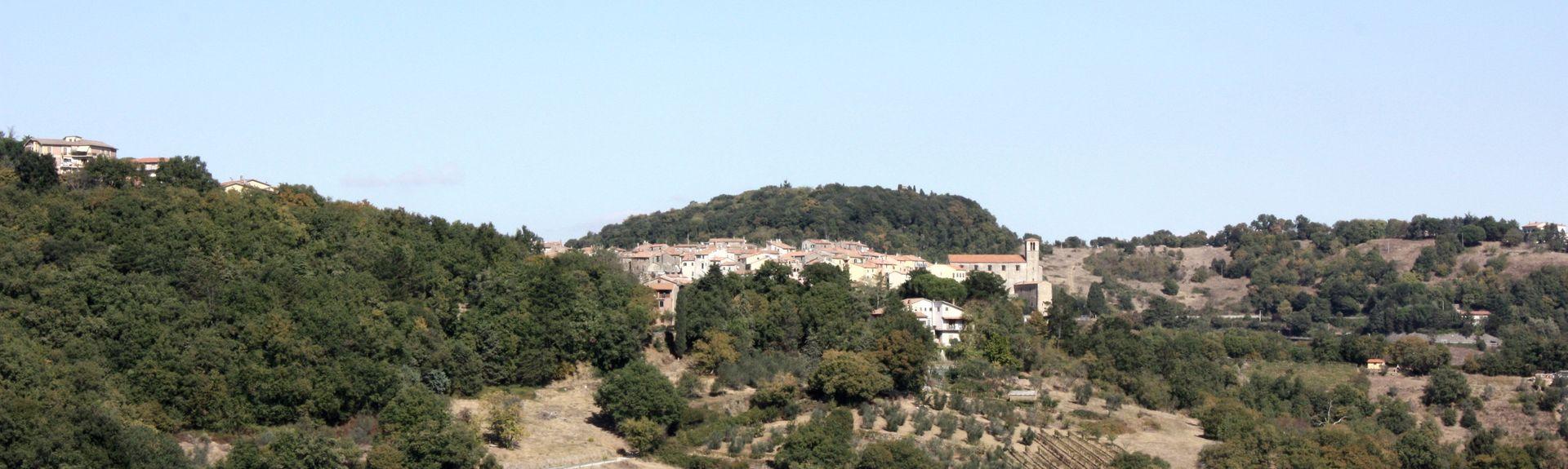 Casale Nuovo, Toscana, Italien
