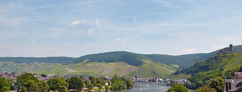 Andel, Bernkastel-Kues, Palatinat du Rhin, Allemagne
