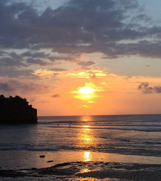Cengiling, Bali, Indonesien