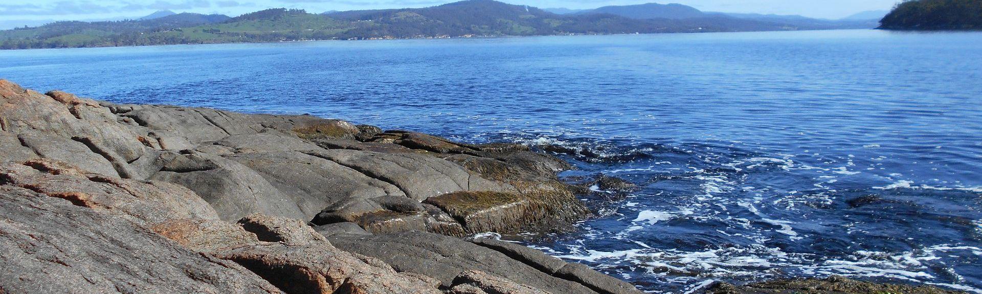 South Bruny, Tasmania, Australia