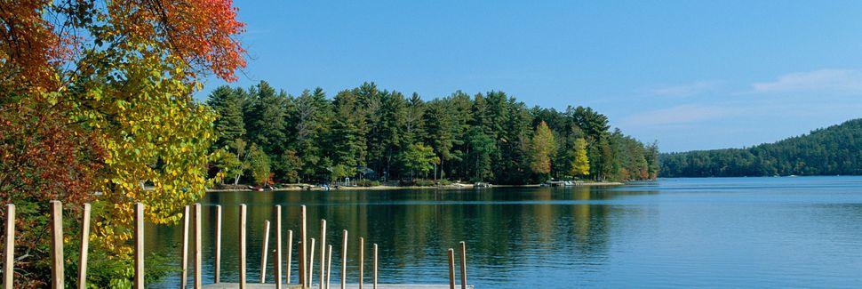 Squam Lake, Moultonborough, New Hampshire, Vereinigte Staaten