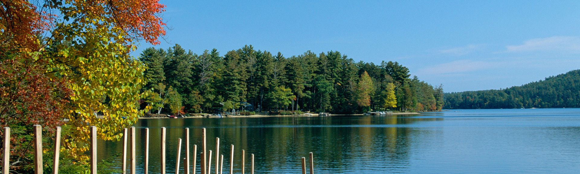 Squam Lake, Moultonborough, New Hampshire, United States of America