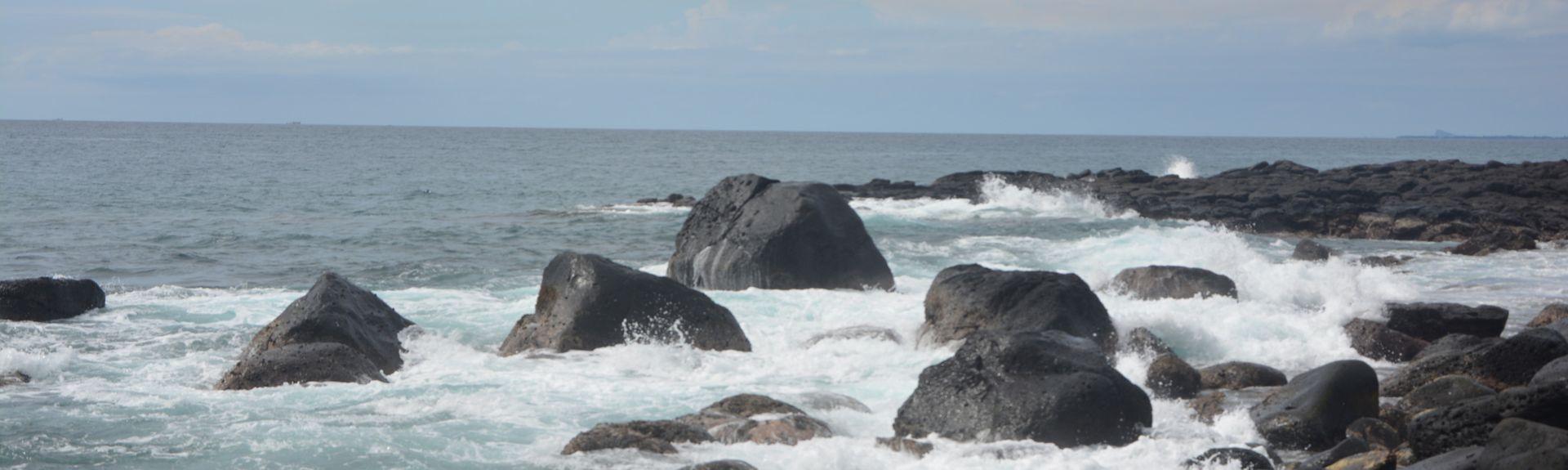 Pereybere Beach, Grand Bay, Mauritius
