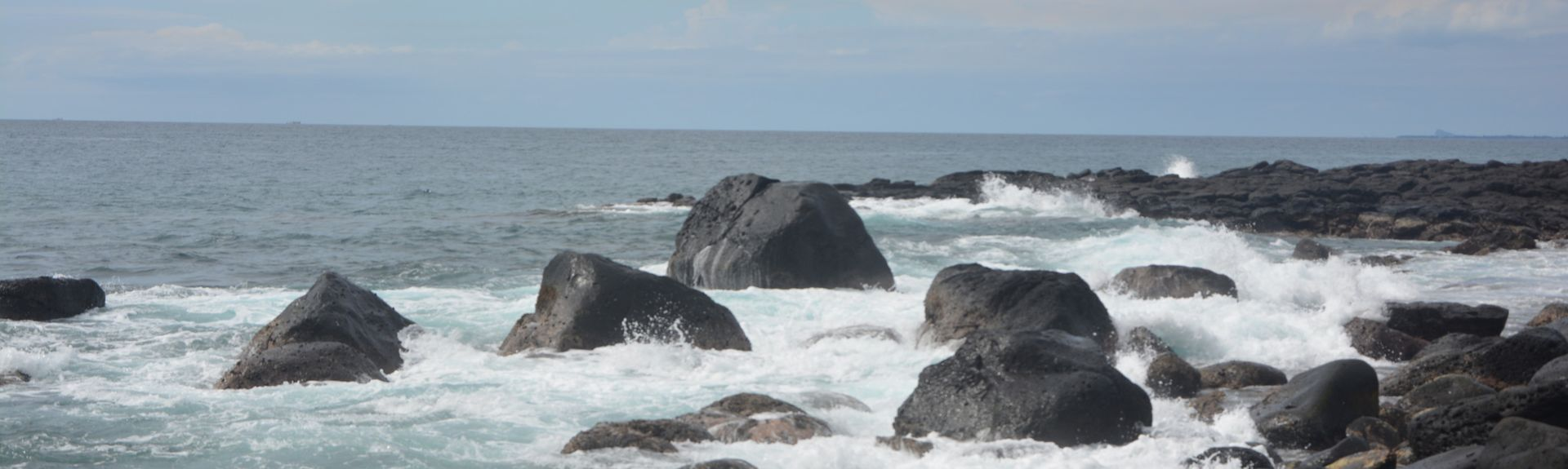 Strand von Pereybere, Grand Baie, Rivière du Rempart, Mauritius