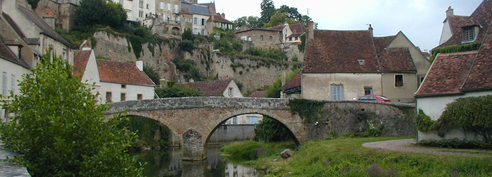 Sainte-Colombe-en-Auxois, Côte-d'Or (département), France