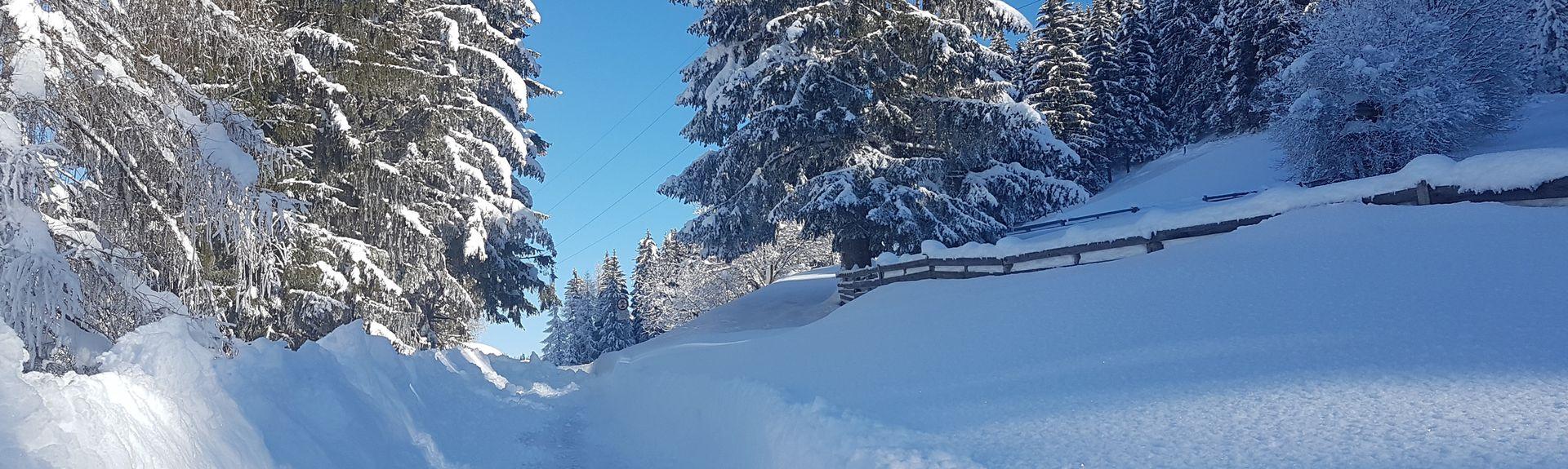 Innervillgraten, Tyrol, Autriche