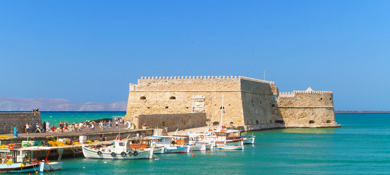 Heraklion, Greece