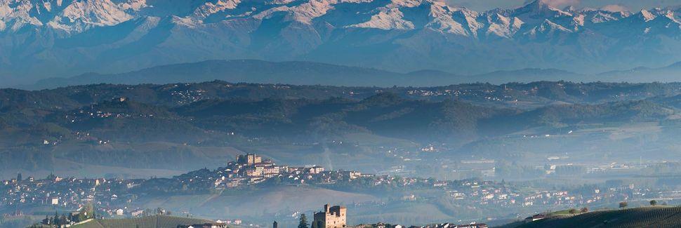 Borgonovo, Neive, Piemonte, Italia
