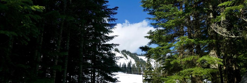 Mount Si, Snoqualmie, WA, USA