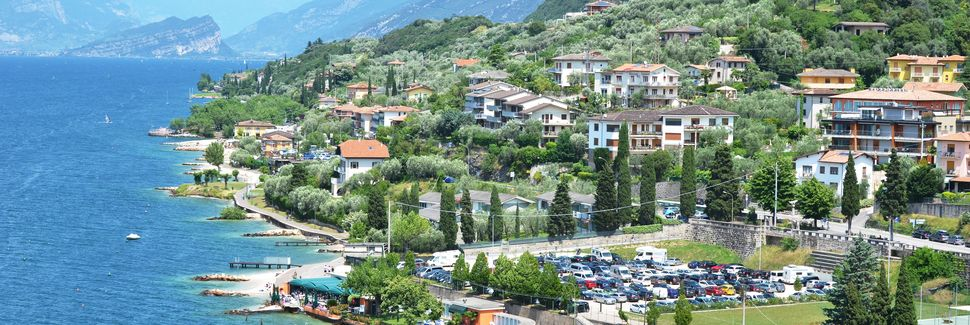 Malcesine, Veneto, Italien