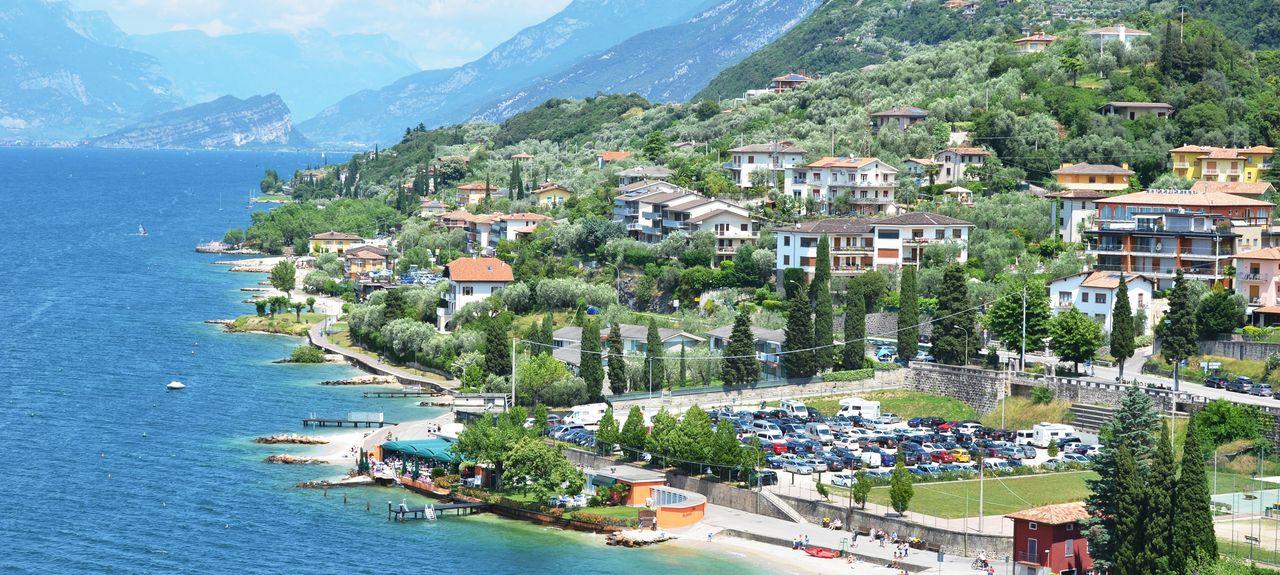 Malcesine, Veneto, Italia