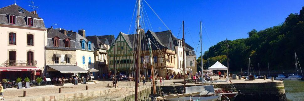 Auray, Bretagne, France