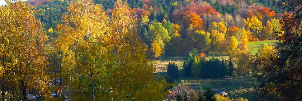 Parque Nacional da Suíça Saxônica, Saxônia, Alemanha