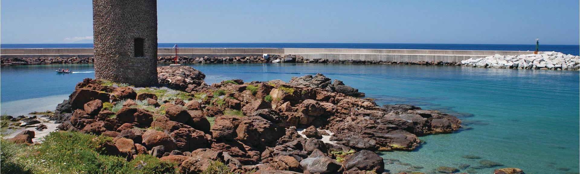 Eden Beach, Sorso, Sardegna, Italia