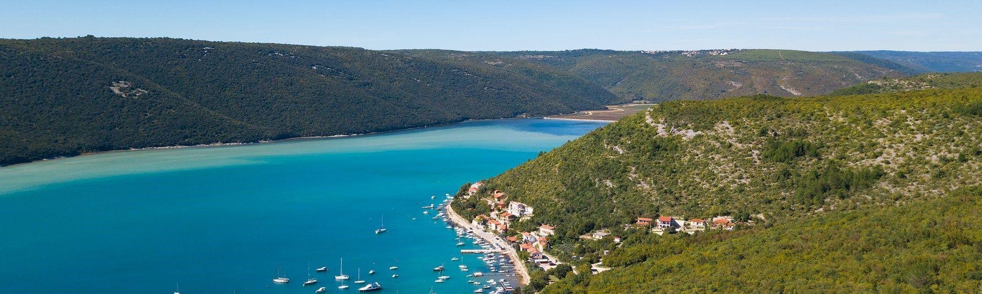 Drenje, Istrien, Kroatien