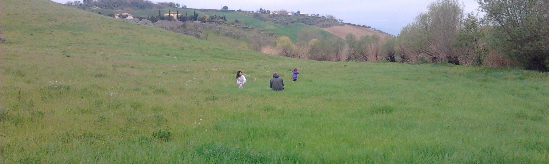 Fonte Umano-san Martino Alta, Pescara, Abruzzo, Italy