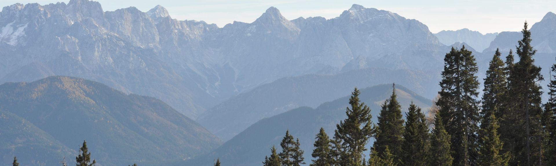 Schiefling am See, Kärnten, Österreich