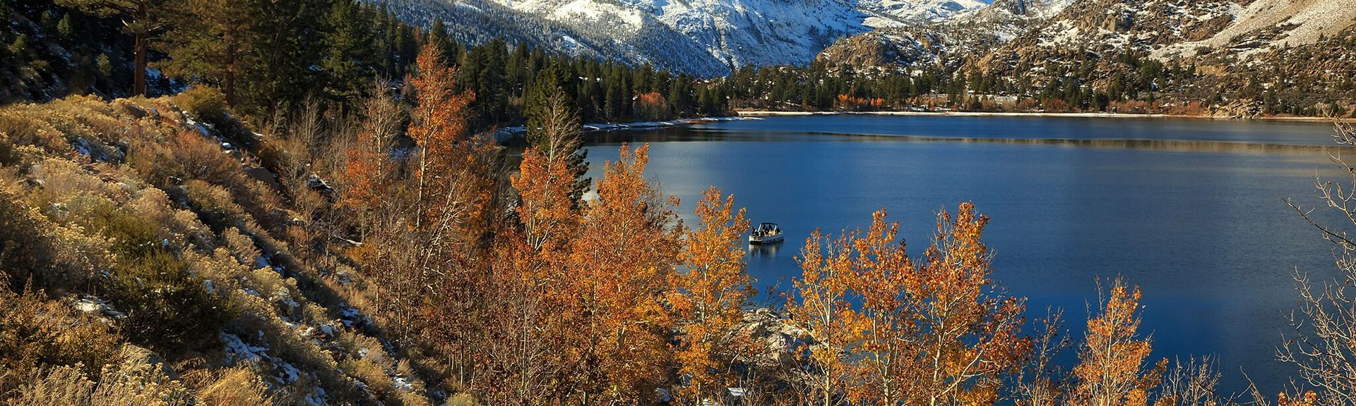 June Lake, Californië, Verenigde Staten