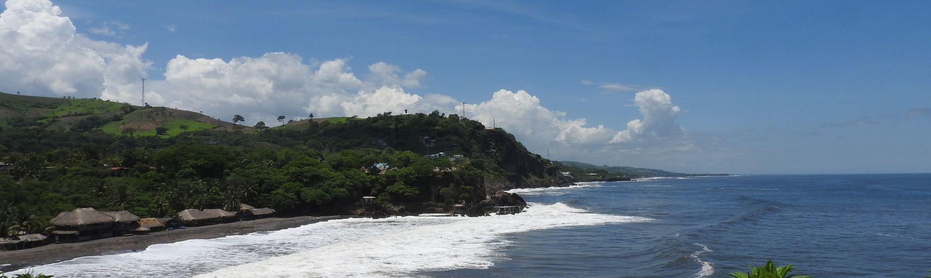 El Zonte, El Salvador