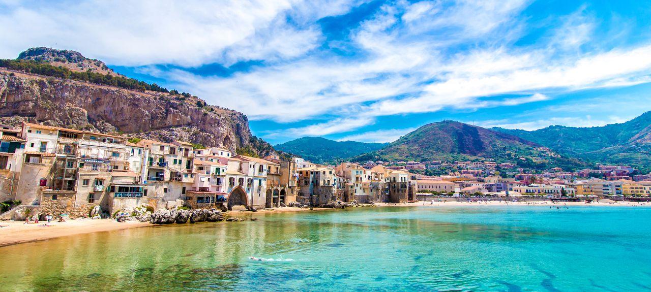 Cefalu, Sycylia, Włochy