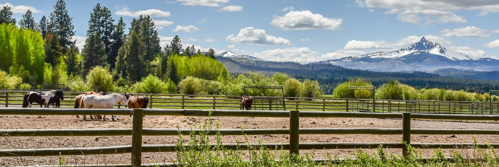 Black Butte Ranch, Sisters, OR, USA