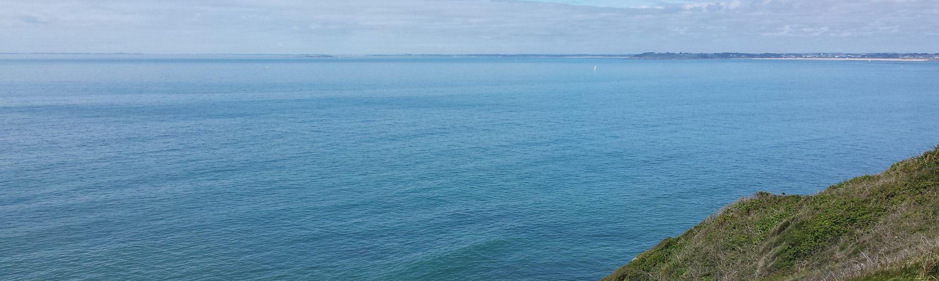 Séné, Morbihan, Frankreich