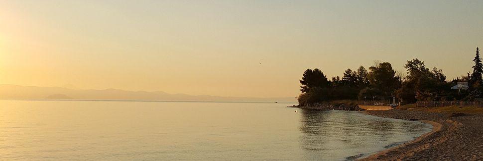 Polichrono, Kassandra, Makedonia Thraki, Grèce