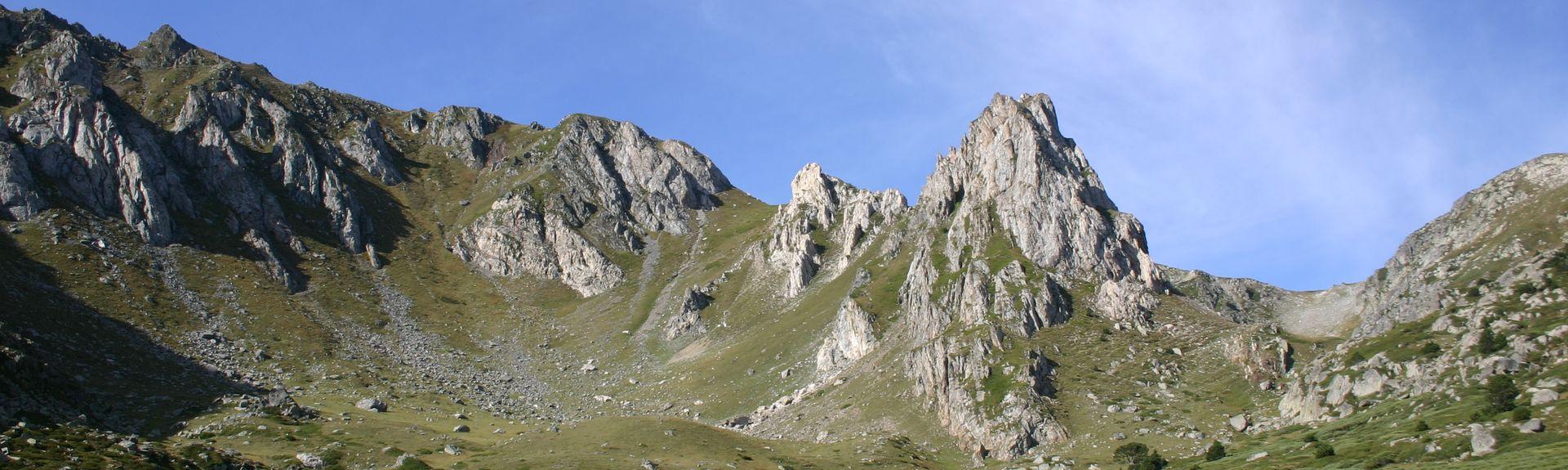 Puilaurens, Occitanie, France