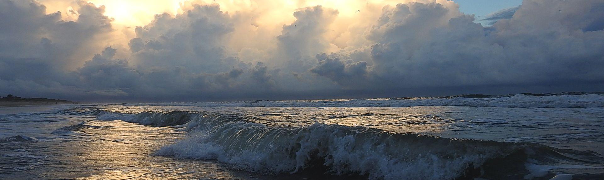 Cape Hatteras National Seashore, NC, USA