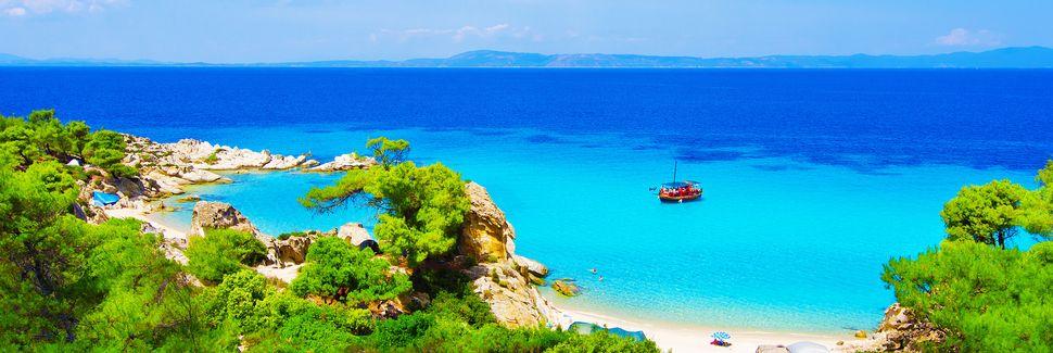 Χαλκιδική, Μακεδονία Θράκη, Ελλάδα