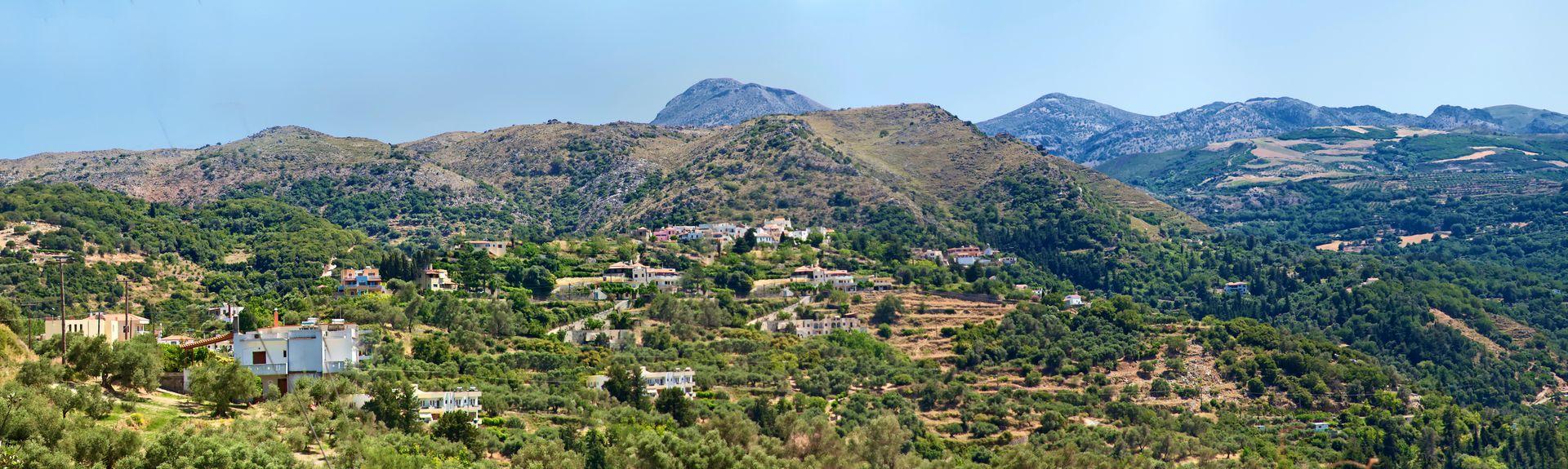 Plakias, Kreta, Grækenland
