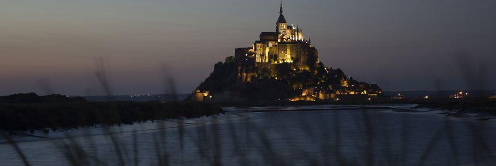 Bazouges-la-Perouse, Bretagne, Frankrike
