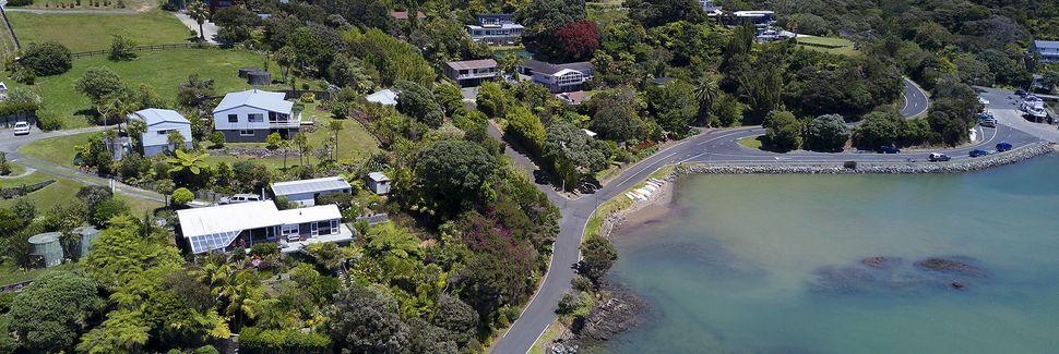 Plage de Taipa, Taipa, Northland, Nouvelle-Zélande