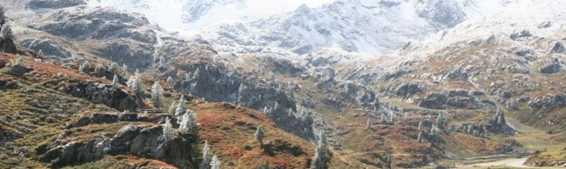 Serfaus-Fiss-Ladis, Serfaus, Tirol, Østerrike