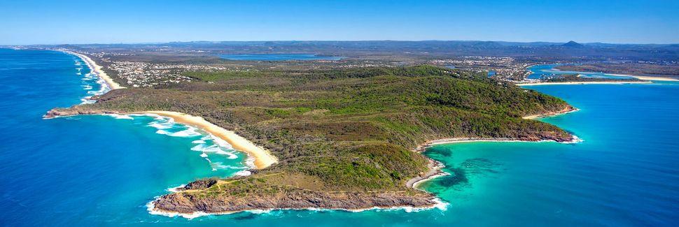 Noosa Beach, Noosa Heads, Queensland, Australia