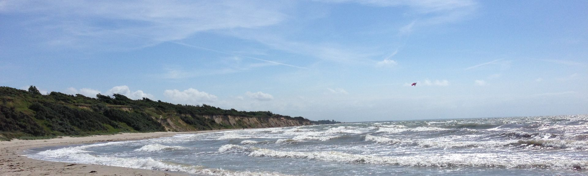Playa de Darsser Ort, Born auf dem Darss, Mecklemburgo-Pomerania Occidental, Alemania