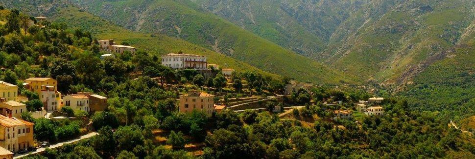Belgodère, Korsika, Frankreich