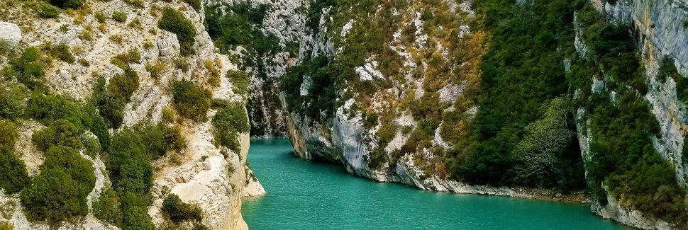 Baudinard-sur-Verdon, Provence-Alpes-Côte d'Azur, Frankrig
