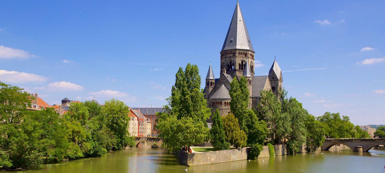 Metz, Alsace-Champagne-Ardenne-Lorraine, France