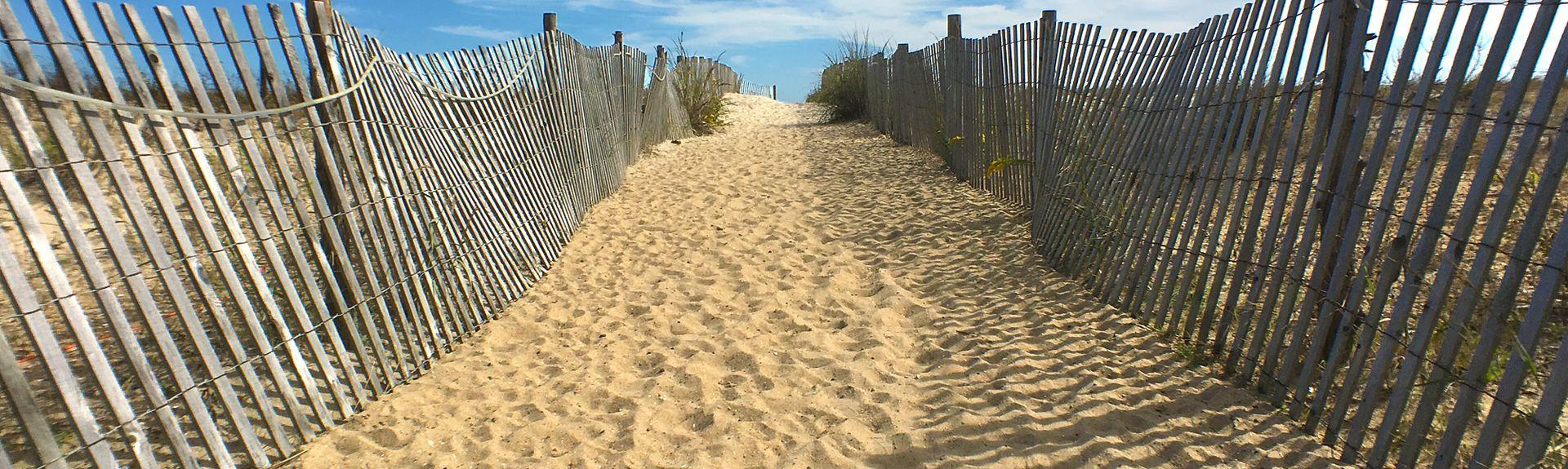 The Pines, Rehoboth Beach, Delaware, États-Unis d'Amérique