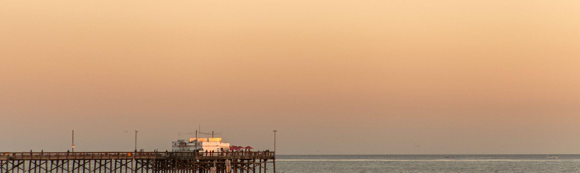 Little Corona Beach, Newport Beach, CA, USA