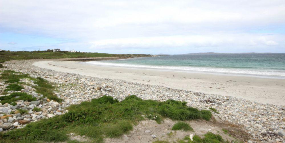Connemara, Galway Provinz, Irland