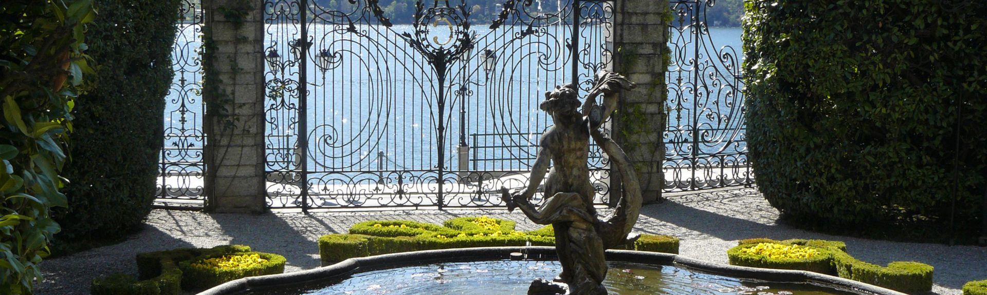 Varenna, Lombardije, Italië