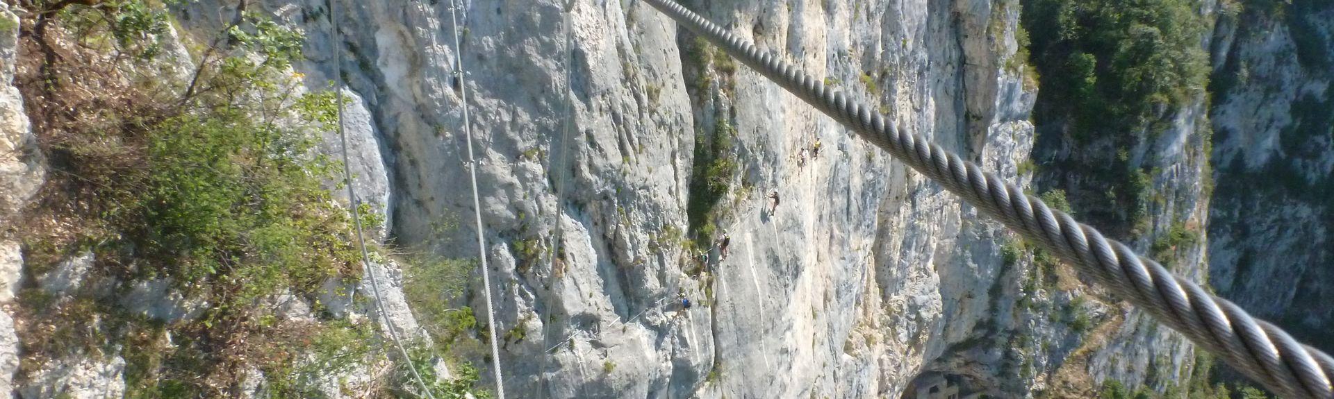 La Féclaz, Les Déserts, Ródano-Alpes, Francia