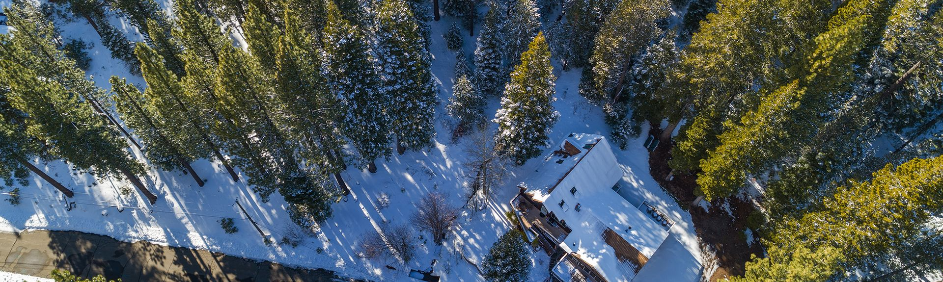 North Upper Truckee, South Lake Tahoe, Californie, États-Unis
