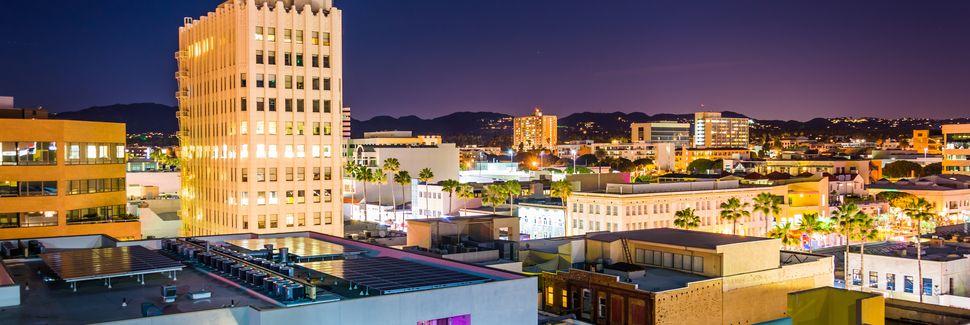Downtown, Santa Monica, CA, USA
